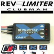 OMEX REV LIMITER CLUBMAN TWIN COIL